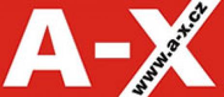 Logo firmy: A - X s.r.o.