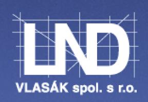 Logo firmy: LND Vlasák spol. s r.o.