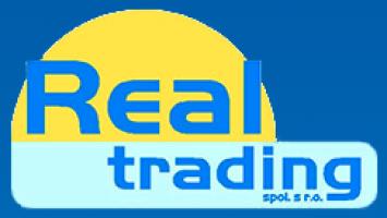 Logo firmy: REAL TRADING spol. s r.o.