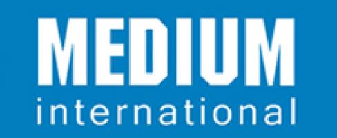 Logo firmy: MEDIUM International I. s.r.o.