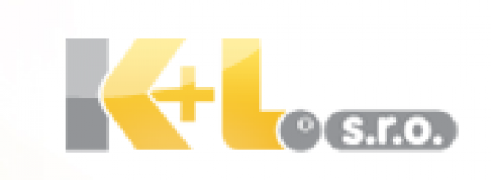Logo firmy: K + L, spol. s r.o.