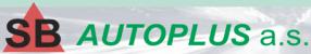 Logo firmy: S.B. Auto Plus, a.s.
