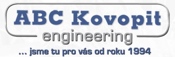 Logo firmy: ABC Kovopit-engineering, spol. s r.o.