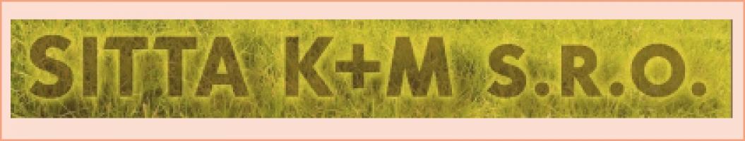 Logo firmy: Sitta K + M s.r.o.