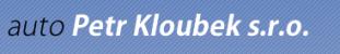 Logo firmy: Auto - Petr Kloubek, s.r.o.
