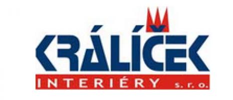 Logo firmy: KRÁLÍČEK INTERIÉRY s.r.o.