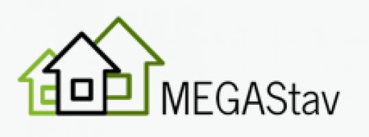 Logo firmy: MEGAStav cz. s.r.o.