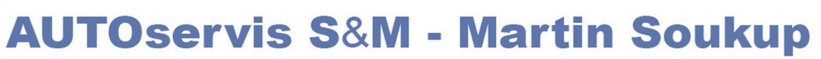 Logo firmy: Martin Soukup - autoservis S&M