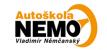 Logo firmy: Autoškola NEMO - Vladimír Němčanský