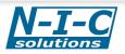 Logo firmy: N-I-C solutions, s.r.o.