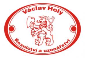 Logo firmy: Václav Holý - řeznictví a uzenářství