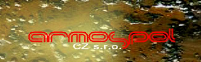 Logo firmy: ARMOSPOL CZ s.r.o. - betonářské výztuže