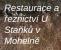 Logo firmy: Restaurace a řeznictví U Staňků v Mohelně