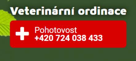 Logo firmy: MVDr. Jana Kočová - veterinární ordinace Kájov