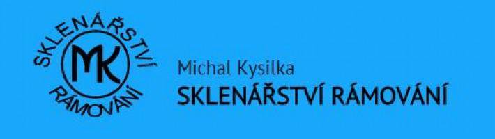Logo firmy: Michal Kysilka - sklenářství