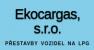 Logo firmy: EKOCARGAS, s.r.o.
