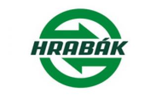 Logo firmy: STĚHOVÁNÍ - HRABÁK s.r.o.