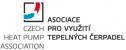 Logo firmy: Asociace pro využití tepelných čerpadel, z.s.