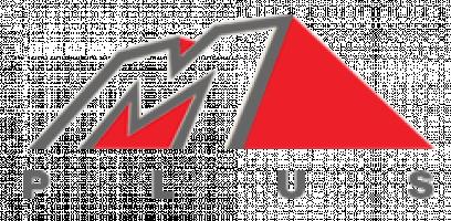 Logo firmy: M plus spol. s.r.o.