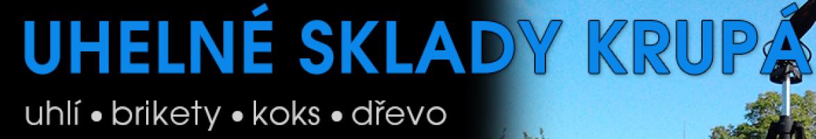 Logo firmy: Jaroslava Kučerová - uhelné sklady Krupá