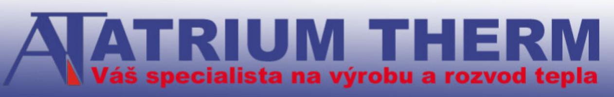 Logo firmy: ATRIUM THERM, s.r.o.