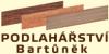 Logo firmy: Podlahářství Bartůněk