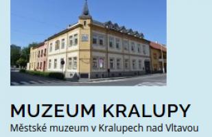Logo firmy: Městské muzeum v Kralupech nad Vltavou
