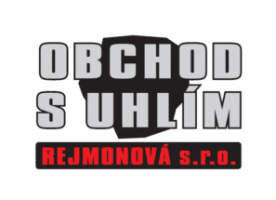 Logo firmy: Obchod s uhlím - Rejmonová s.r.o.
