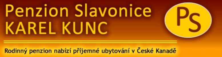 Logo firmy: Alena Kuncová - penzion Slavonice