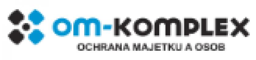 Logo firmy: OM - KOMPLEX spol. s r.o.