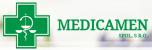 Logo firmy: Medicamen lékárna spol. s r.o.
