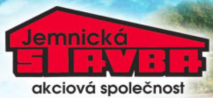 Logo firmy: Jemnická Stavba, a.s.