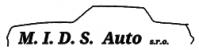 Logo firmy: M.I.D.S Auto s.r.o.