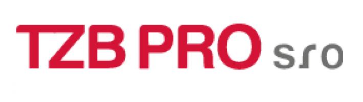 Logo firmy: TZB PRO s.r.o.