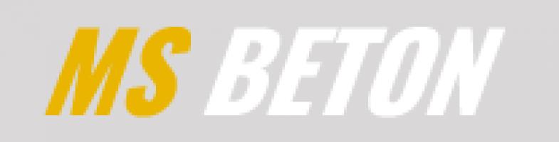 Logo firmy: MS Beton  s.r.o.