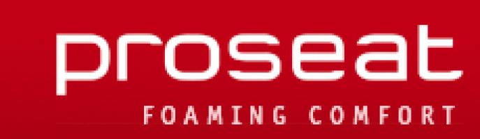 Logo firmy: proseat Mladá Boleslav s.r.o.