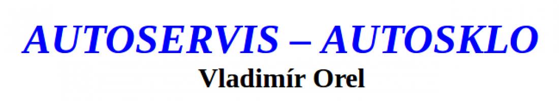 Logo firmy: Vladimír Orel - autoservis