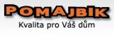 Logo firmy: Lubomír Pomajbík - vrata a brány