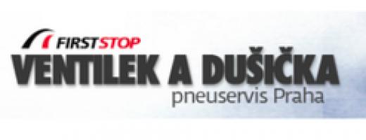 Logo firmy: Pneuservis Ventilek a Dušička
