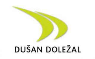 Logo firmy: Dušan Doležal - montážní plošina
