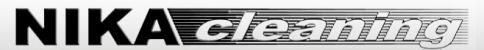 Logo firmy: Radek Novotný - Nika Cleaning