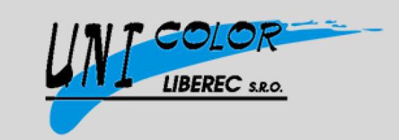 Logo firmy: UNI COLOR LIBEREC s.r.o.