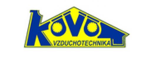 Logo firmy: KOVO VZDUCHOTECHNIKA spol. s r.o.