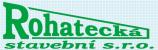 Logo firmy: Rohatecká stavební s.r.o.