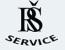 Logo firmy: RŠ service - dopravní a spediční služby