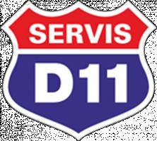 Logo firmy: Servis D11 s.r.o.