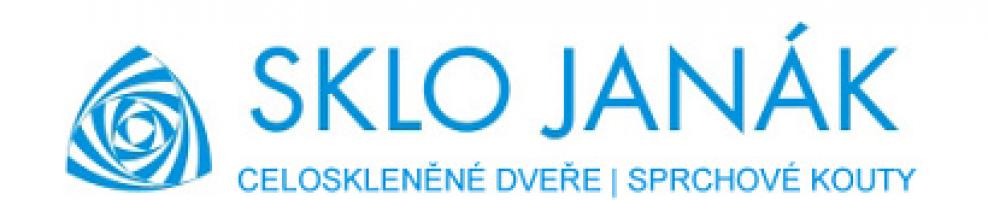 Logo firmy: Sklo Janák s.r.o.