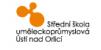 Logo firmy: Střední škola uměleckoprůmyslová Ústí nad Orlicí