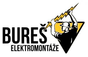 Logo firmy: Ondřej Bureš - Elektromontáže