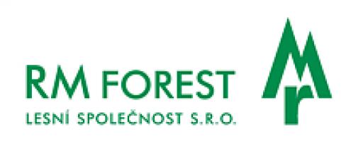 Logo firmy: RM FOREST lesní společnost s.r.o.